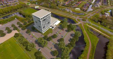 Kogel is door de kerk: Heerenveen krijgt groot Van der Valk-hotel