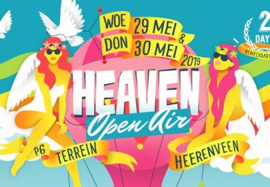 Heaven Open Air 2019 – 30+ Buurttickets