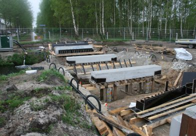 Realisatie van 3 bruggen in de wijk Skoatterwâld – met foto's!